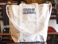 【送料無料】STANDARD CALIFORNIA MADE IN USA CANVAS SHOULDER BAG NATURAL