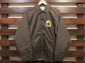 【送料無料】BODY GLOVE × STANDARD CALIFORNIA COACH JACKET BROWN