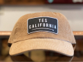 The Endless Summer TES CALIFORNIA LOCAL CREW CORDUROY CAP CAMEL