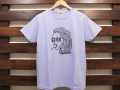 The Endless Summer TES CALIFORNIA CANDY GIRL T-SHIRT LAVENDER 「メール便OK」