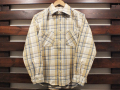 CAMCO HEAVY WEIGHT FLANNEL SHIRTS #21-C