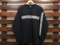 VANS APPAREL LONG SLEEVE T-SHIRT CHECKER BLACK 「メール便OK」