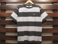 【送料無料】STANDARD CALIFORNIA PRINT BORDER T-SHIRT GRAY