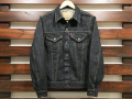 【送料無料】別注 557 DENIM JACKET(3rd MODEL) BLACK