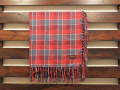 FIVEBROTHER FLANNEL STOLE RED