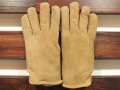 【送料無料】GEIER GLOVE DEERSPLIT GLOVE WITH PILE LINING BROWN