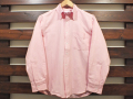 【送料無料】THE BAGGY OXFORD B.D. SHIRTS PINK