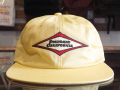 STANDARD CALIFORNIA CLASSIC SURF LOGO TWILL CAP YELLOW