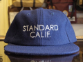 STANDARD CALIFORNIA LOGO WOOL CAP NAVY