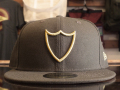 【送料無料】NEW ERA × HTC 20th Anniversary 59FIFTY CAP BROWN