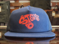 STANDARD CALIFORNIA STAY STOKED MESH CAP BLUE