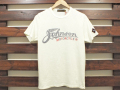Johnson Motors, Inc. ジョンソンモータース PRINT T-SHIRT FUEL&GAS DIRTY WHITE 「メール便OK」