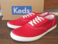 Keds CHAMPION OXFORD CVO RED