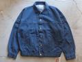 【送料無料】Sugar&Co. baby's jacket INDIGO
