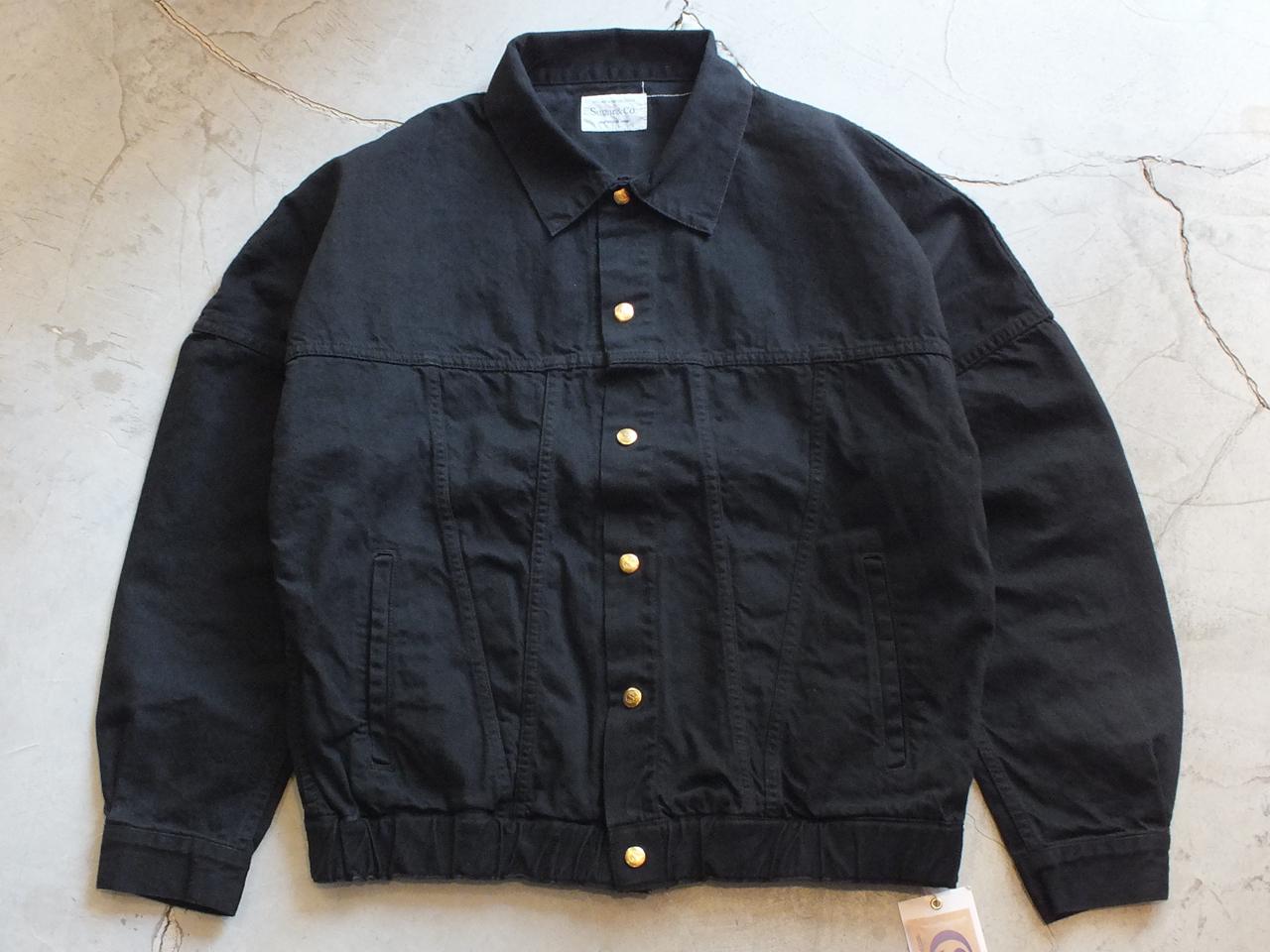 【送料無料】Sugar&Co. baby's jacket BLACK
