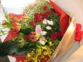 バラのゴージャス花束 ●送料無料(税込)●