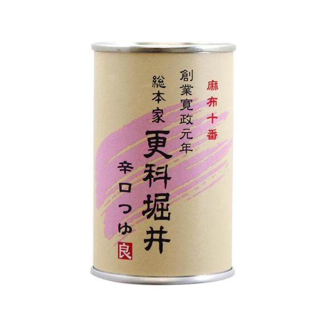 缶つゆ辛口