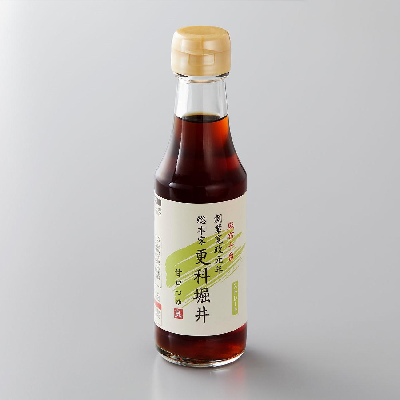 瓶つゆ甘口(2人前)