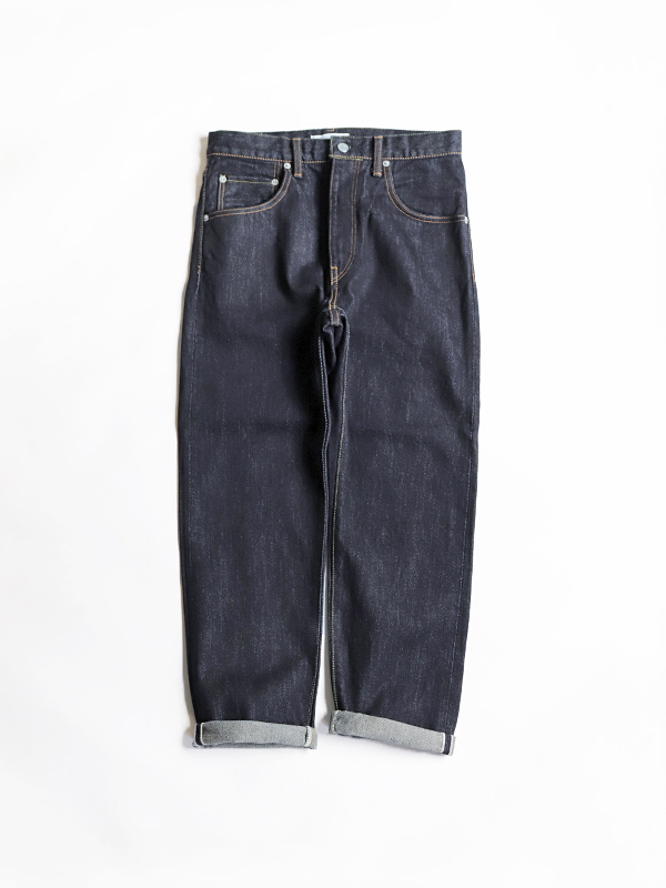 HATSKI(ハツキ) Regular Tapered Denim -One Wash