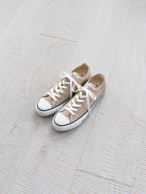 【20%OFF】CONVERSE (コンバース) CANVAS ALL STAR COLORS OX