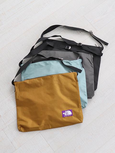 THE NORTH FACE PURPLE LABEL (ザ ノースフェィス パープルレーベル) Shoulder Bag - NYLON OX (ショルダーバッグ)