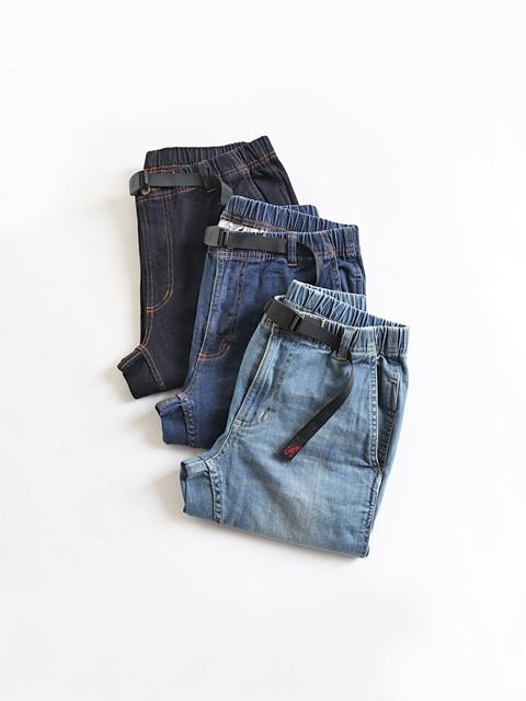 GRAMICCI (グラミチ) W's DENIM TAPERED CROPPED PANTS (W'sテーパードクロップドパンツ/デニム)