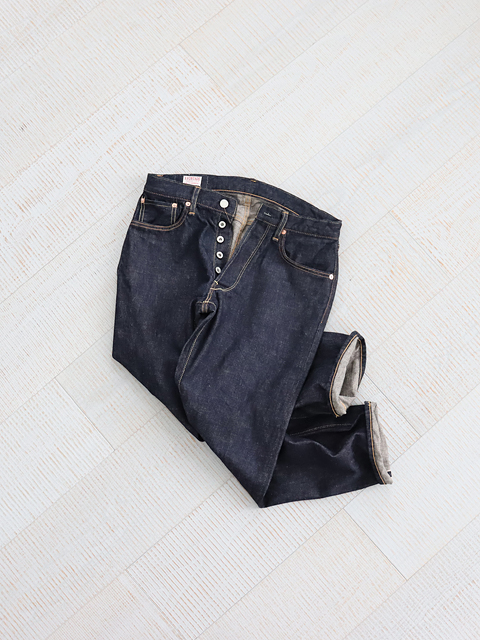 ≪Special Order≫ A VONTADE (ア ボンタージ) 5Pocket Jeans - ONE WASHED