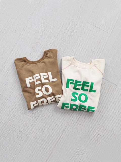 ≪Special Order≫ Mixta (ミクスタ) 長袖スウェット - FEEL SO FREE