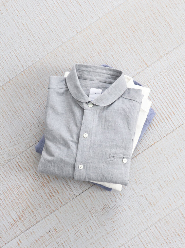 maillot(マイヨ) maillot sunset work shirts (無地・ワーク) MAS-002