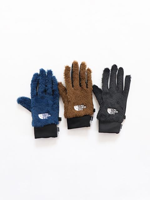THE NORTH FACE (ザ ノースフェイス) Versa Loft Etip Glove (フリースグローブ)