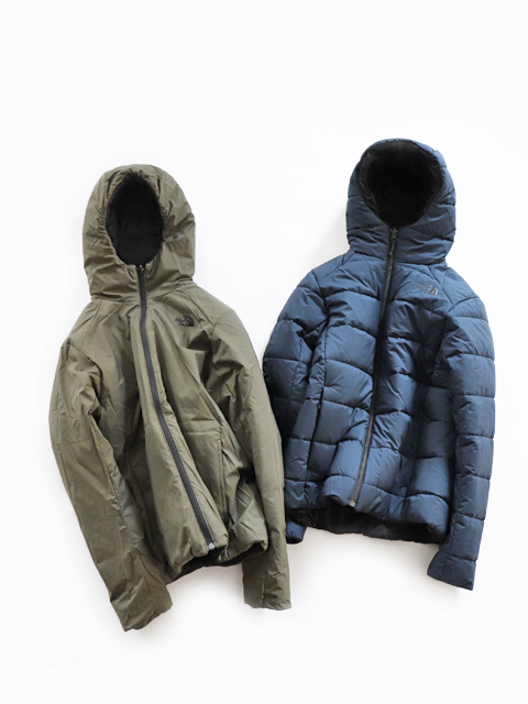 THE NORTH FACE (ザ ノースフェイス) Reversible Anytime Insulated Hoodie (リバーシブルジャケット)