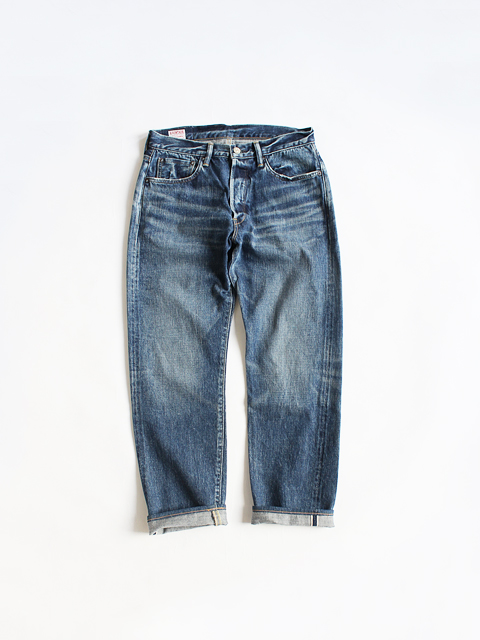 ≪Special Order≫ A VONTADE (ア ボンタージ) 5POKET JEANS - Vintage Wash