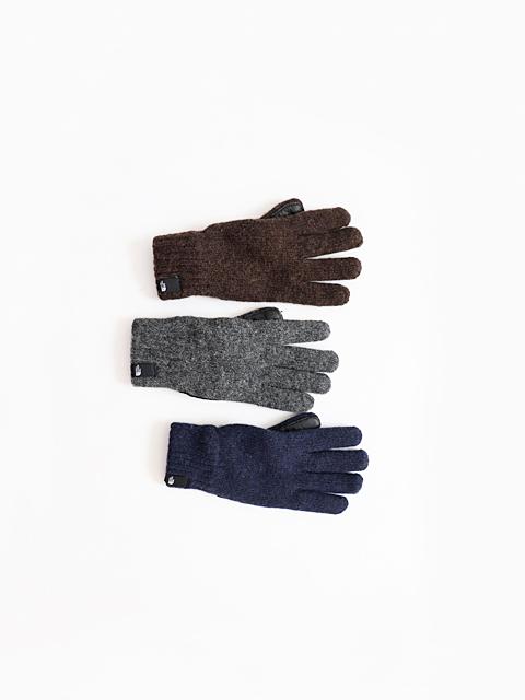 THE NORTH FACE (ザ ノースフェイス) Wool Glove (ウールグローブ)