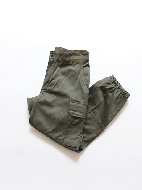 (DEAD STOCK) FRENCH ARMY F2 PANTS