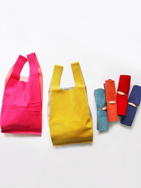 ≪Special Order≫ Teha'amana (テハマナ) Pig Suede Shopping Bag