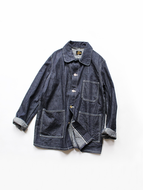 Needles (ニードルズ) D.N.Coverall - 8oz denim (カバーオール)