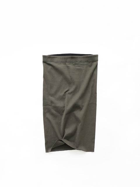 ALWEL (オルウェル) RIBBED TUBE SKIRT - リブチューブスカート