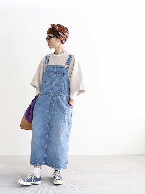≪Special Order≫ HATSKI (ハツキ) ジャンパースカート - Used