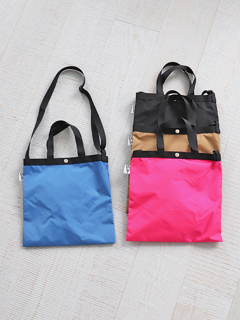 Drifter (ドリフター) ELEMENTARY TOTE - 2way Bag