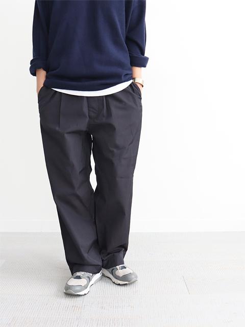 TOUJOURS (トゥジュー) Easy Field Trousers - VM30CP02