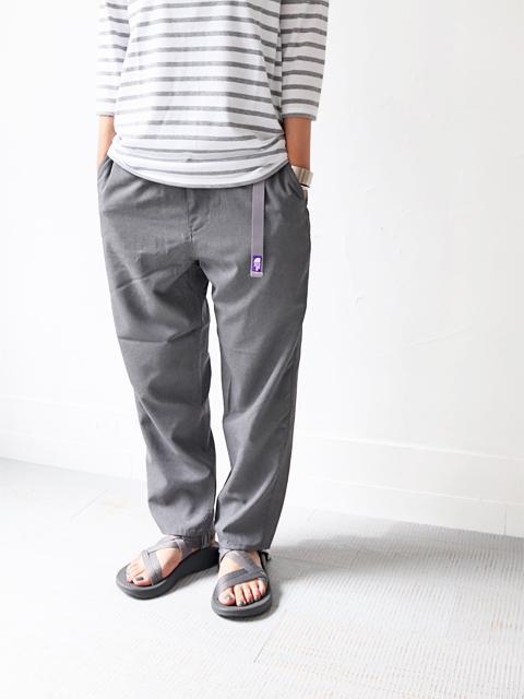 THE NORTH FACE PURPLE LABEL (ザ ノースフェィス パープルレーベル) Polyester Tropical Field Pants (トロピカルフィールドパンツ)