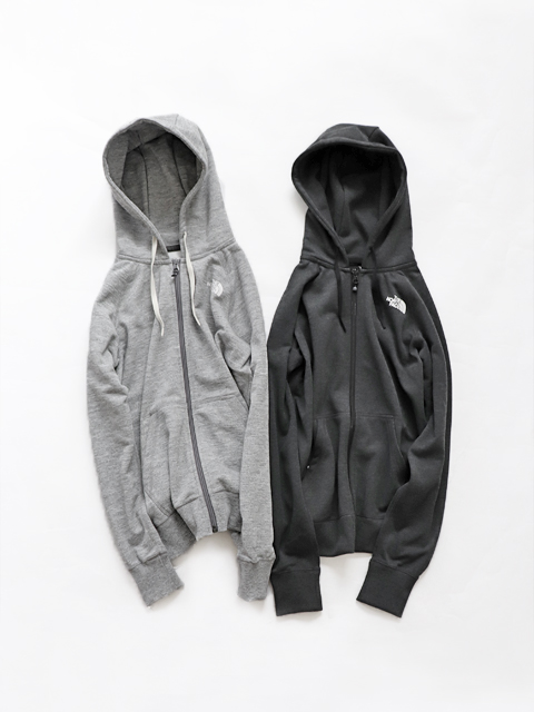 THE NORTH FACE (ザ ノースフェイス) Color Heathered Sweat Full Zip Hoodie (ジップパーカー)