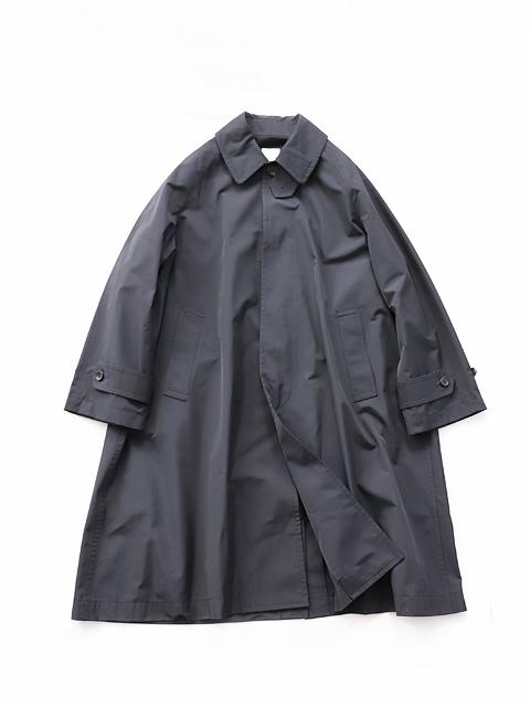 TOUJOURS (トゥジュー) Oversized Flared Soutien Collar Coat - VM31HC02
