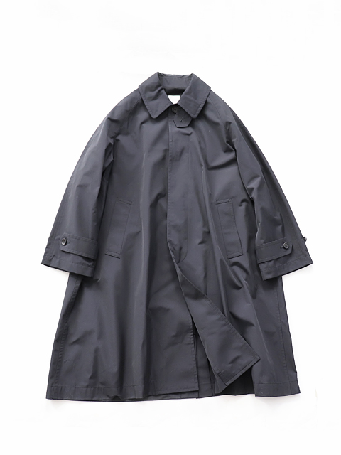 TOUJOURS (トゥジュー) Oversized Flared Soutien Collar Coat - VM31HC02