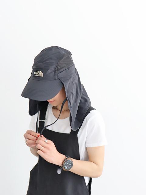 THE NORTH FACE (ザ ノースフェイス) Sunshield Cap (日よけキャップ)