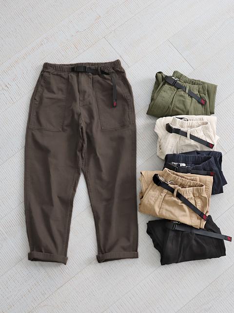 GRAMICCI (グラミチ) LOOSE TAPERED PANTS (ルーズテーパードパンツ/UNISEX)