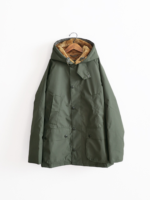 Barbour (バブアー) HOODED SL BEDALE
