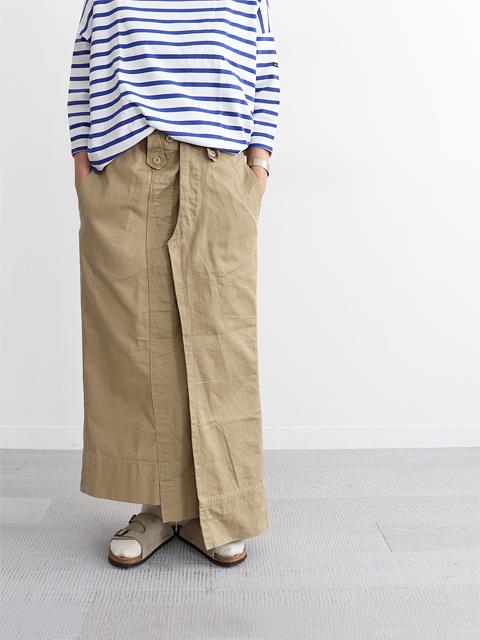 """Remake"" CHINO Trousers - Remake skirt"