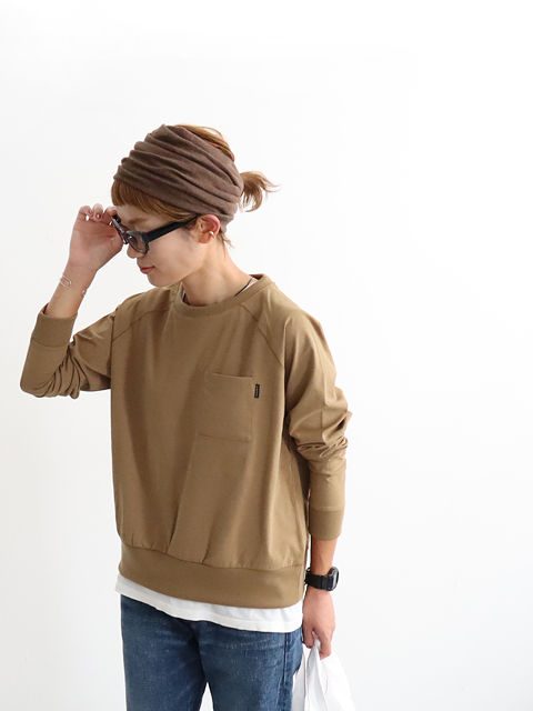THE NORTH FACE (ザ ノースフェイス) L/S Airy Relax Tee (エアリーリラックスTee)
