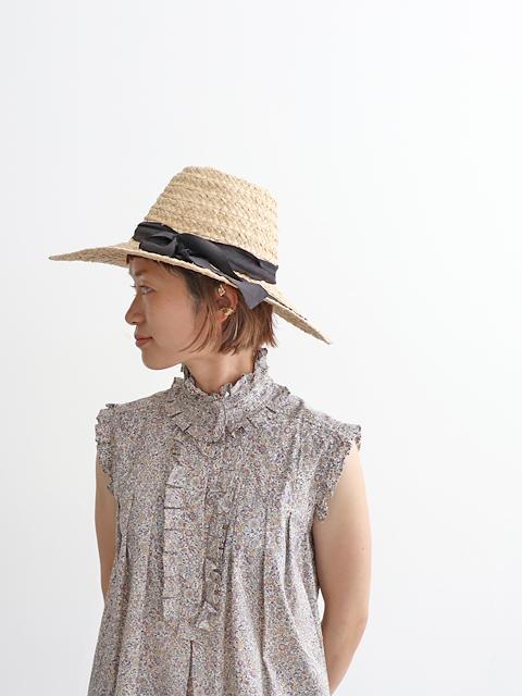 NORO (ノロ) BRAIDED CROCHET HAT (ブレードハット)